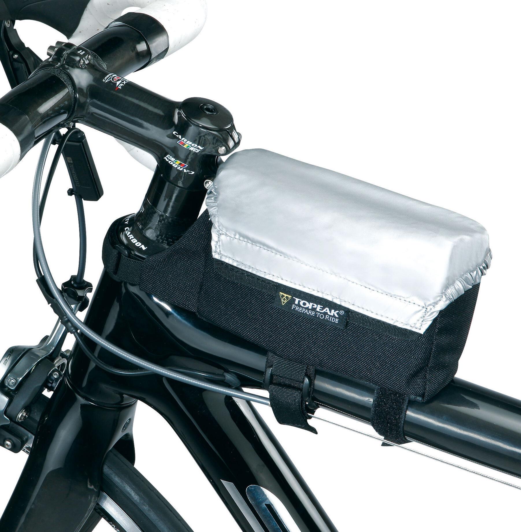 Topeak TriBag All Weather Rahmentasche Large schwarz online kaufen ...